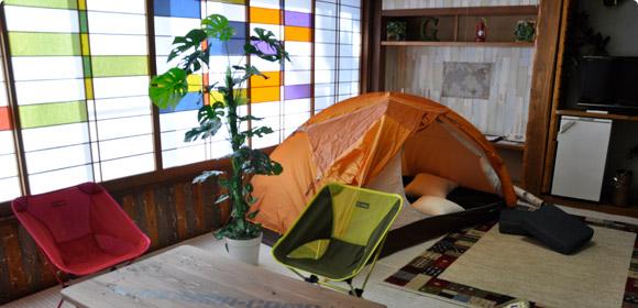 ユージのDIY・プレキャンプルーム